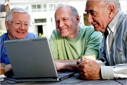 Computer classes for senior citizens