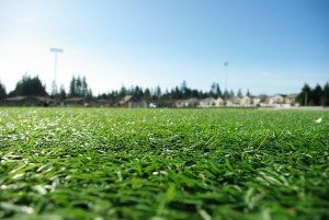 Field turf is long lasting, but parents and officials are concerned of potential health risks.