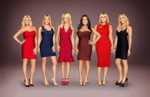 The cast of the new Bravo reality series, Secrets And Wives