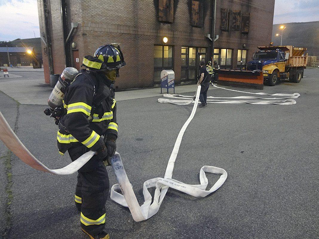 Beginner's Blaze Fire Facility   Mineola American