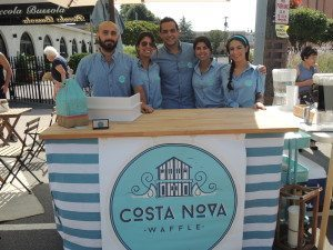 Costa Nova Waffle will be located at 211 Second St. in Mineola