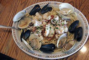 Crab Shack's Zupa di Mare