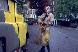 Maggie Smith is The Lady In The Van, playing Aug. 11 and 12.