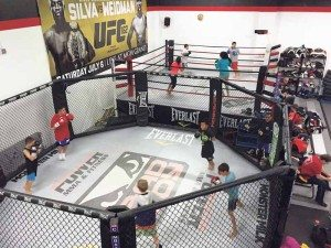Duke it out in the ring at Longo-Weidman Mixed Martial Arts