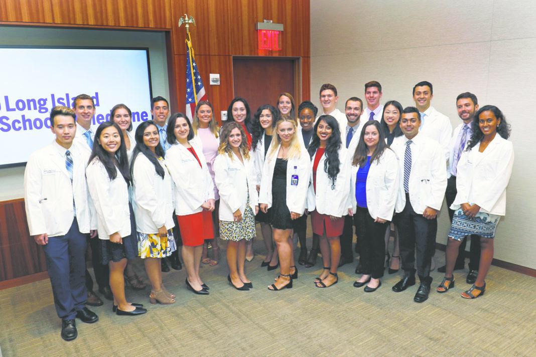 NYU Winthrop Opens Tuition-Free Medical School | Mineola American